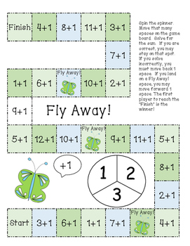 Math Fact Fluency: Addition Strategy Games