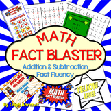 Math Fact Fluency Addition & Subtraction
