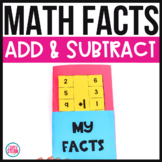Math Fact Fluency Addition & Subtraction to 24