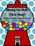 Math Fact Fluency-- Addition and Subtraction