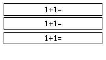 Math Fact Fluency Bracelet (doubles addition)