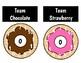 Math Fact Fluency Donut Game