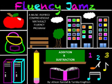 "Math Fact Fluency ""Doubles Song"" and Practice Sheets-Addition"