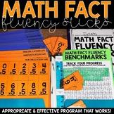 Math Fact Fluency Sticks   Math Fact Fluency Practice -Multiplication & Division