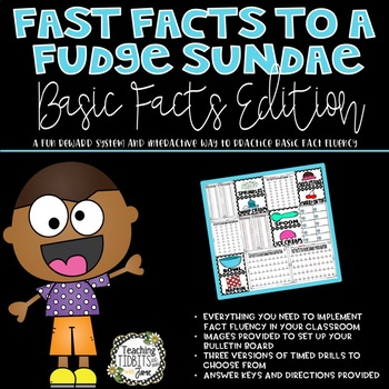 Math Fact Fluency for Addition and Subtraction - Timed Fluency