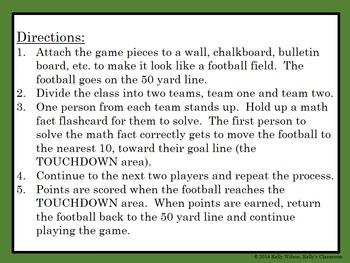 Math Football