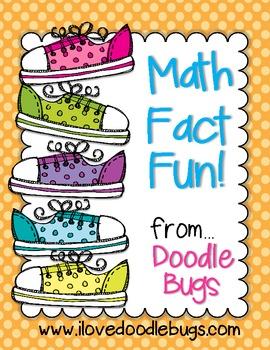 Math Fact Fun {5 Centers & 6 Follow-up/Review Sheets}