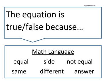 Math Fact Game