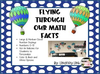 Math Fact Goal Tracker