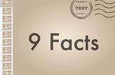Math Fact Keynote: Adding 9 Strategy