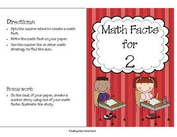Math Fact Kits: Addition