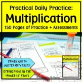 Times Tables Practice | Multiplication Facts | Practical D