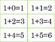 Domino Math Task Cards