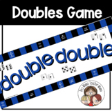 Double Doubles Game for Teaching Doubles Facts