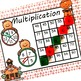 Math Fact Practice For All Operations (No-Prep Christmas Game)
