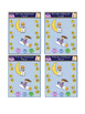 Math Fact Reward Punch Cards