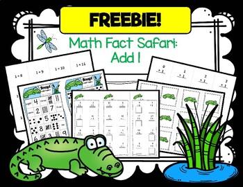 Math Fact Safari: Add One