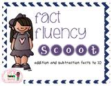 Math Fact Scoot