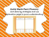 Math Fact Sort by Strategy