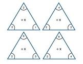 Math Fact Triangles