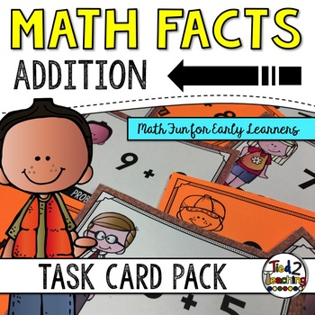 Math Facts - Addition