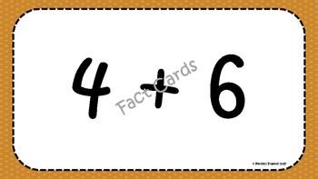 Math Facts Addition