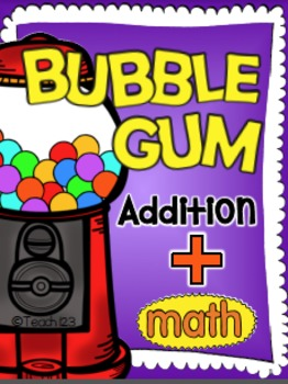 Addition Math Facts Fluency