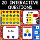 Math Facts Addition Strategy PowerPoint Games- Super Hero
