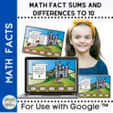 Math Facts Addition & Subtraction Choose the Correct Equat
