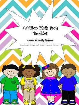 Math Facts Booklet