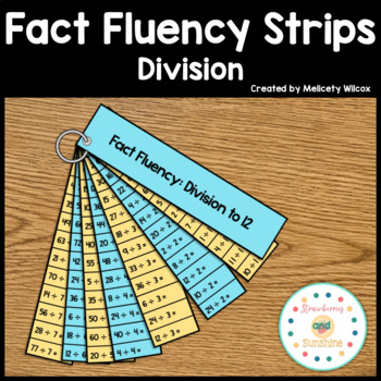 Division Flashcards Teaching Resources | Teachers Pay Teachers