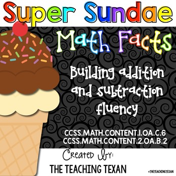 Addition and Subtraction Math Facts Fluency