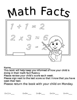 Math Facts Fluency