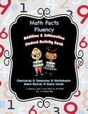 Math Facts Fluency Addition and Subtraction Student Activity Book