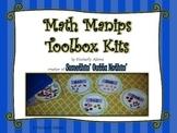 Math Facts Fluency (Math Manips Toolbox Kits)