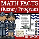 Math Facts Fluency Program First Grade (Addition & Subtraction)
