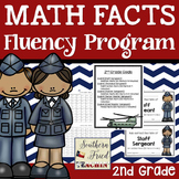Math Facts Fluency Program Second Grade (Addition & Subtraction)