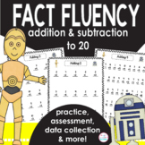 Math Facts Fluency {Addition and Subtraction to 20}