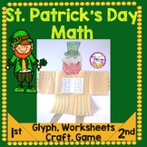 St. Patrick's Day Math Activities for Addition and Subtraction