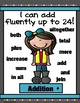 Math Facts Key Words Posters