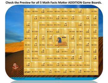 Game Boards ADDITION Bundle