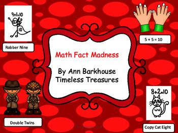 Math Facts Memory