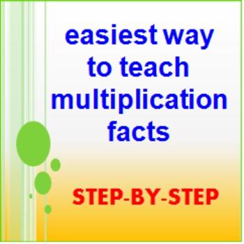 Math Facts - multiplication