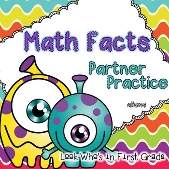 Math Facts Partner Practice