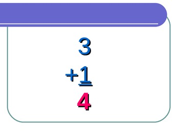 Math Facts Power Point for the Three Rule for math fluency with Common Core