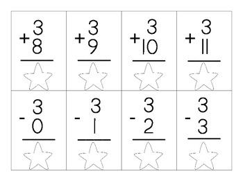 Math Facts Program