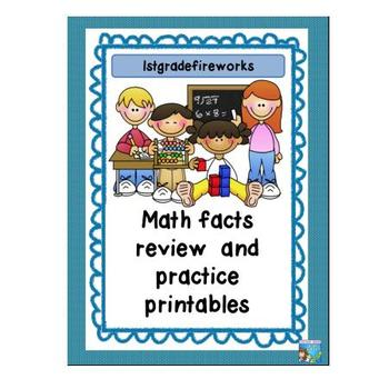 Math Facts Review