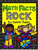 Math Facts Rock!