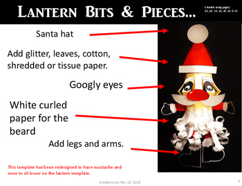 Santa Math :: Santa Crafts :: Santa Activities :: Santa Clause