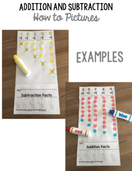 Kindergarten Math Facts: Simple Addition and Subtraction